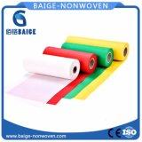 Tecido não tecido de revestimento revestimento PE Nonwoven Fabric
