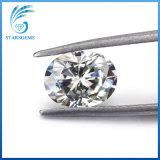 diamant van Moissanite van de Besnoeiing van de Groothandelsprijs van de Duidelijkheid 1CT Vvs van 8X6mm de Ovale