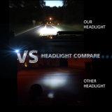 L'angolo dell'indicatore luminoso di parcheggio 75W Eyes il faro DRL di 12V LED faro rotondo del Wrangler LED della jeep da 7 pollici