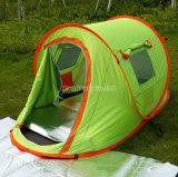 屋外の自動的にボート形式の防水キャンプテント