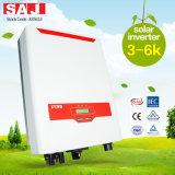 A alta qualidade de SAJ no inversor solar 4kw da grade Output uma fase monofásica de 2 MPPT