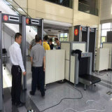 Máquina do varredor da bagagem da raia de carga máxima X do transporte da segurança