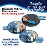 Assistente de peles 2X agarrar o Removedor de pêlos de animais de Energia & Removedor de pêlos por Bulbhead, Removedor de peles de gato e de remoção de pêlos
