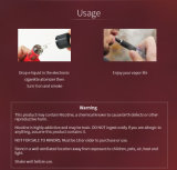 Hochwertiger des Tag6 DIY roter flüssiger britischer Saft Bohnen-Eiscreme-Aroma-10ml E der Art-E