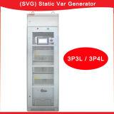Générateur trifilaire triphasé de distributeur intégrant son logiciel au matériel de charge statique de qualité de Svg pour le dispositif d'économie de l'électricité