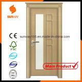 Heiße Verkaufs-Qualität Belüftung-hölzerne Tür mit Form-Entwurf
