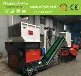 Resíduos de papel/carbono Triturador de eixo único