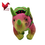 Les produits de ce dessus d'année personnalisent le jouet de peluche de dinosaur pour Little Boy Chine