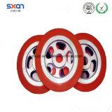 ゴム製車輪の指定38*100*600のシリコーンの車輪