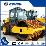 16 toneladas Oriemac rodillo compactador vibratorio hidráulico Road XS162