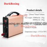 Ordinateur portable Batterie d'urgence Le Président de la Banque d'alimentation avec RoHS 35000/60000mAh haute capacité