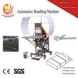 Полуавтоматическая машина для обвязки картонная коробка вязки узлов