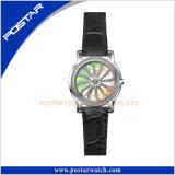 Signora d'acciaio di lusso Jewelry Watch di vendita superiore
