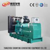 375kVA 300kw раскрывают тип генератор силы Cummins тепловозный с TUV