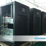 UPS modular con la huella industrial para la ingeniería de telecomunicaciones de las TIC