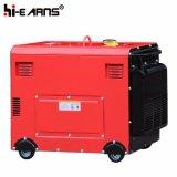 generatore diesel di inizio 5kw di uso automatico della casa (DG6500SE+ATS)