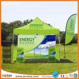 Tente estampée par logo durable chaud de la publicité instantanée de vente