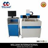 A mini maquinaria a mais nova da gravura do CNC do gravador do metal da máquina de gravura (VCT-4540A/C/R)