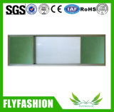 Placa verde magnética Greenboard deslizante Greenboard barato da escola moderna do estilo para a venda (SF-05B)