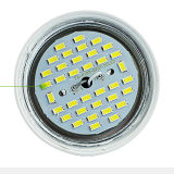 Bulbo de la C.C. LED del socket B22 12V del Pin