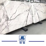 Carrara Polished italiana/Statuario/marmo bianco orientale per le mattonelle/Slab//Stair/Tread/Baluster/Sink/Monument/Vase/Basin