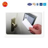 Cartão eletrônico personalizado da limpeza do fechamento de porta da alta qualidade