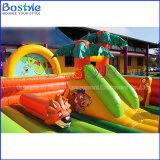 子供の運動場の膨脹可能な楽しみ都市膨脹可能な遊園地