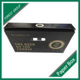 De golf Verpakkende Vakjes van het Document van de Fles van het Bier