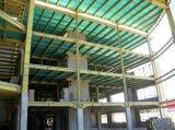 Edificio de oficinas de la estructura de acero de los Multi-Cuentos