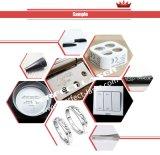Mopa Metallbunte Markierungs-Telefon-Kasten-Laser-Gravierfräsmaschine