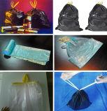 Sacchetti di plastica del PE dei sacchetti di immondizia che fanno macchina con il conteggio automatico