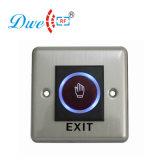 Nessun interruttore della parete del tasto dell'uscita del metallo del tasto di interruttore di tocco 24V per il sistema di controllo di accesso