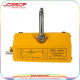 1323lb magnético de aço pesado de suspensor magneto de içamento do guindaste Grua