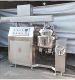 Máquina de emulsão em massa da fonte 100L 200L 300L Homogenzing, misturador elevado do efeito