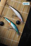La pêche Naufrage mer flottant Lure Lure Lure en plastique dur pour la pêche s'attaquer usine OEM