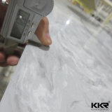 10mm Motif de la texture des surfaces solides de dalles de panneaux muraux de douche