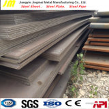 Placa de acero de la estructura poco aleada del carbón de la calidad A36/A529