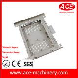 Металлический лист изготовления Китая штемпелюя коробку электроники