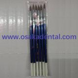 Spazzola di ceramica del Sable di alta qualità della porcellana dentale dei capelli