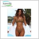 Swimwear promozionale del bikini di disegno del commercio all'ingrosso del regalo