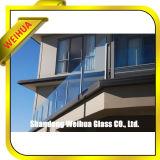 競争価格の明確なFramelessの緩和されたガラスのプールの塀