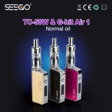 Vloeistof van de Sigaret E van Mod. van de Uitrusting van de Verstuiver van Seego de In het groot Elektrische