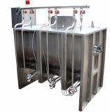 Máquina de teñir de la ropa de los kilogramos Cy-2-5-8, lavadora, máquina de teñir