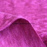 Ватка влияния печатание катиона микро-, ткань куртки (пурпур виноградины)