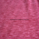 Panno morbido di effetto di stampa del catione micro, tessuto del rivestimento (colore rosa)