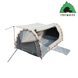 Tenda esterna, tenda di campeggio della baracca, tenda di campeggio istante di impostazione