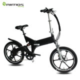 Bici barata de la venta caliente plegable la bicicleta eléctrica de la rueda del mag