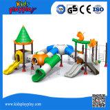 Matériel extérieur de cour de jeu d'enfants professionnels de constructeur de la Chine