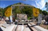 Czsj-2000 다이아몬드 철사는 구획 절단을%s 기계를 보았다