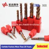 Steel Manufacturer를 위한 Milling Cutter의 HRC 60 Solid Tungsten Carbide End Mill Types